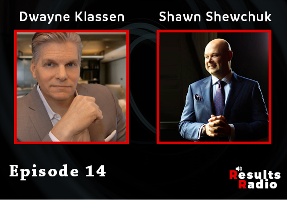 14: Dwayne Klassen – Dreams Happen Because Opportunities Exist