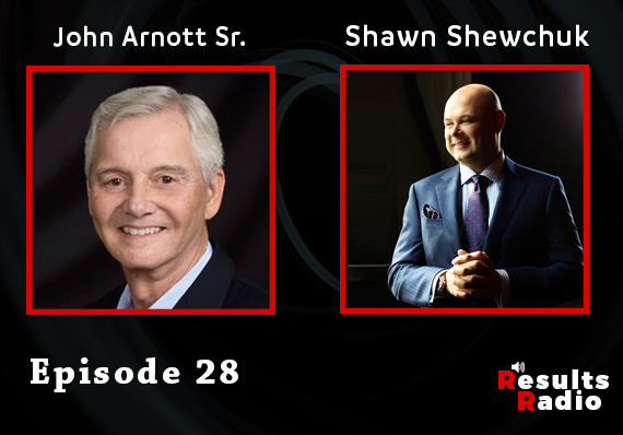 28: John Arnott Sr.: The Simple Shift to Entrepreneurship