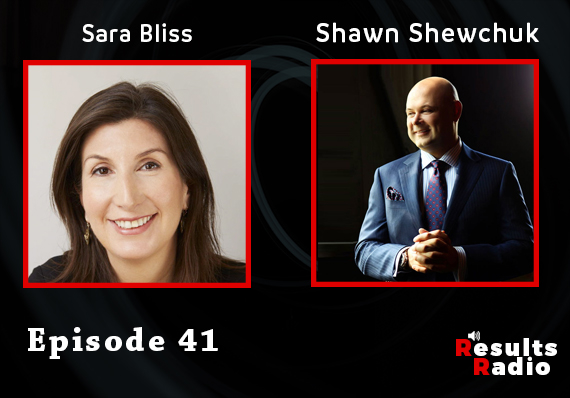 41: Sara Bliss: What Are You Meant To Do?