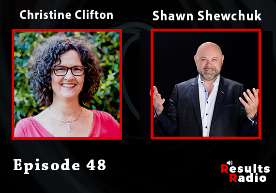 48: Christine Clifton: Reconnect with Your Ideal Life Design