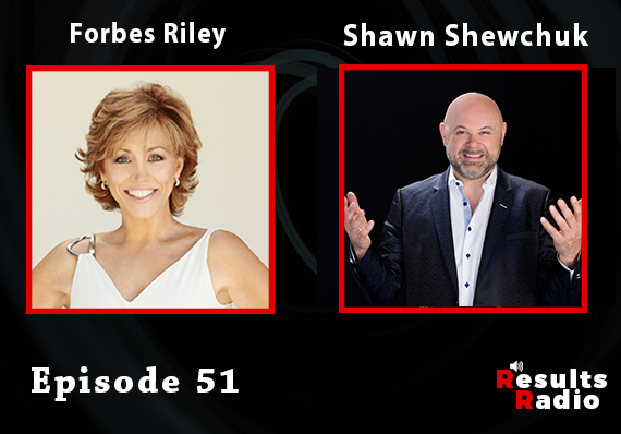 51: Forbes Riley: Know What You Really Want