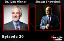 20: Dr. Ivan Misner: The Biggest Networking Mistakes Most People Make